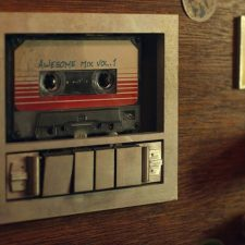 Cassette sales up big, 'Guardians' is top of 2017