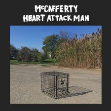 McCafferty, Heart Attack Man team up for split