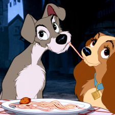 'Lady and The Tramp' soundtrack next to get picture disc