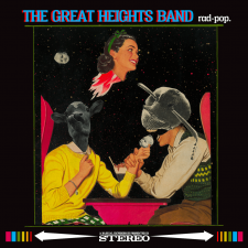 The Great Heights Band releasing 'rad-pop.'