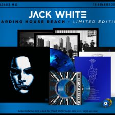 Oh yeah, Jack White is releasing a new album