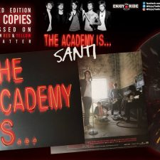 New Pressing: The Academy Is… — Santi