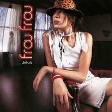 Frou Frou's 'Details' gets a 1st pressing through MOV