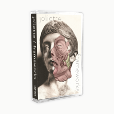 Frameworks, Joliette releasing split cassette