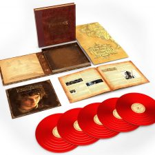 'Fellowship of the Ring' Shore music coming to vinyl