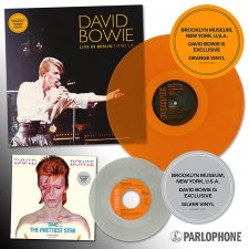 David Bowie vinyl exclusives coming to Brooklyn Museum