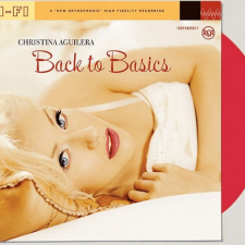 Aguilera's 'Back To Basics' gets new vinyl pressing