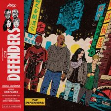 'Defenders' soundtrack getting vinyl release