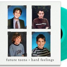 1st Pressing: Future Teens — Hard Feelings