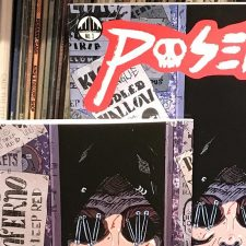 Vinyl Review: Joel Grind — Poser, Original Comic Book Soundtrack
