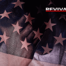 1st Pressing: Eminem — Revival