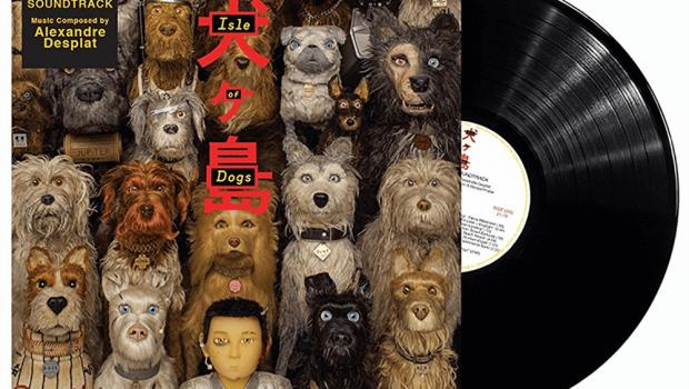 Wes Anderson Modern Vinyl