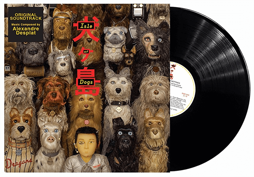 Isle Of Dogs Soundtrack Up For Pre Order Modern Vinyl