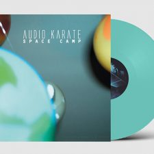 1st Pressing: Audio Karate — Space Camp