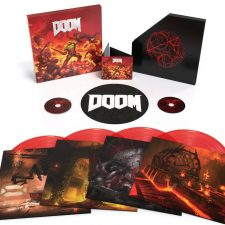 'Doom' soundtrack getting released in 4xLP box-set