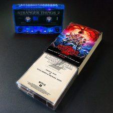 'Stranger Things' music released in 'paperback' cassette packaging