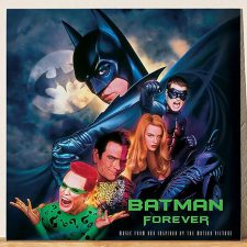 'Batman Forever' soundtrack being released on vinyl