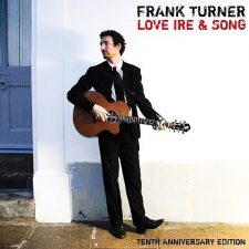 New Pressing: Frank Turner —Love Ire & Song