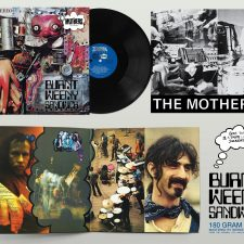 Zappa's 'Burnt Weeny' getting 180-gram reissue
