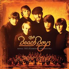 Royal Philharmonic, Beach Boys team up for new release