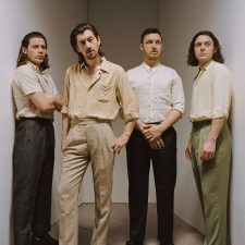 Arctic Monkeys take top spot in Billboard vinyl