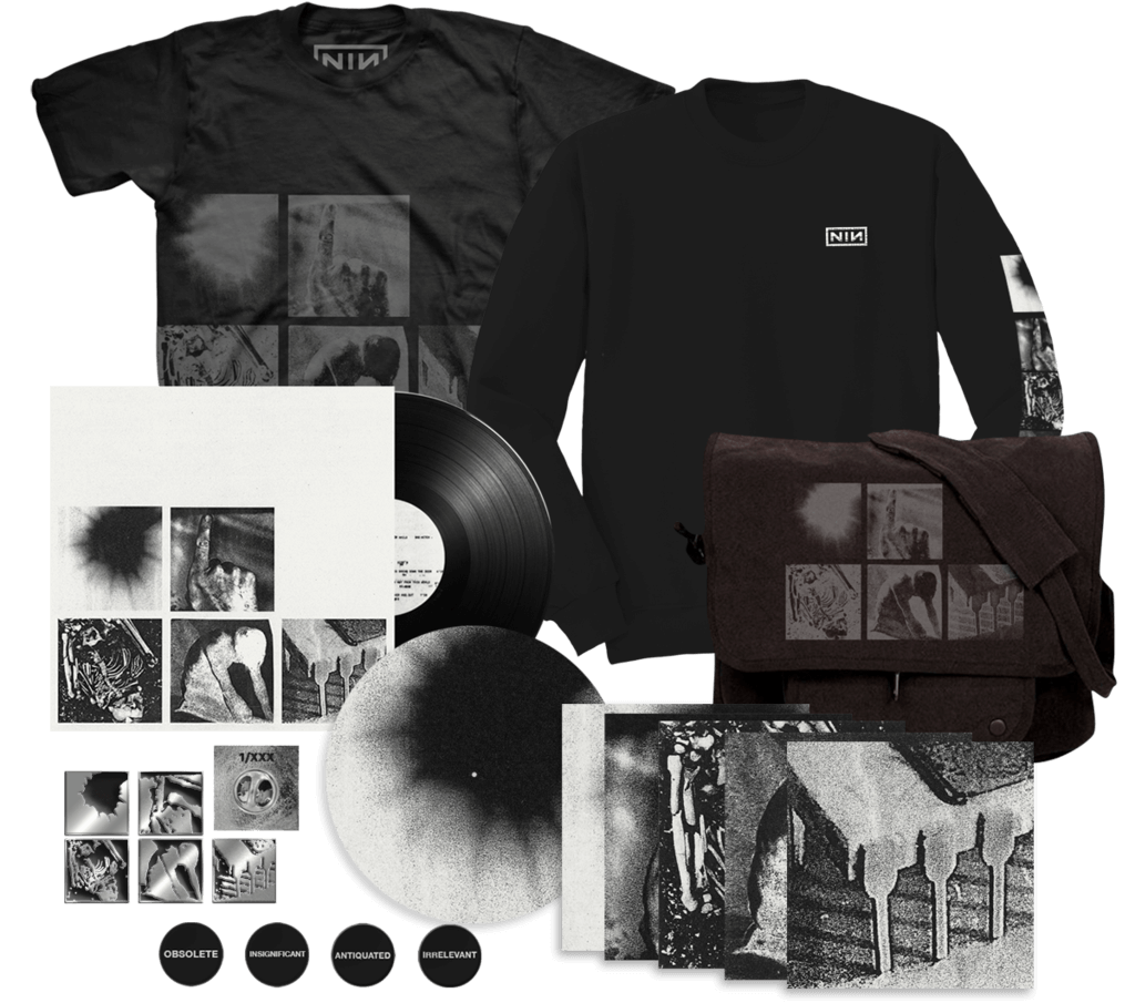 NIN Releasing Bad Witch This Summer Modern Vinyl - Vinylboden nassraum