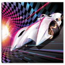 'Speed Racer' soundtrack up for preorder this week