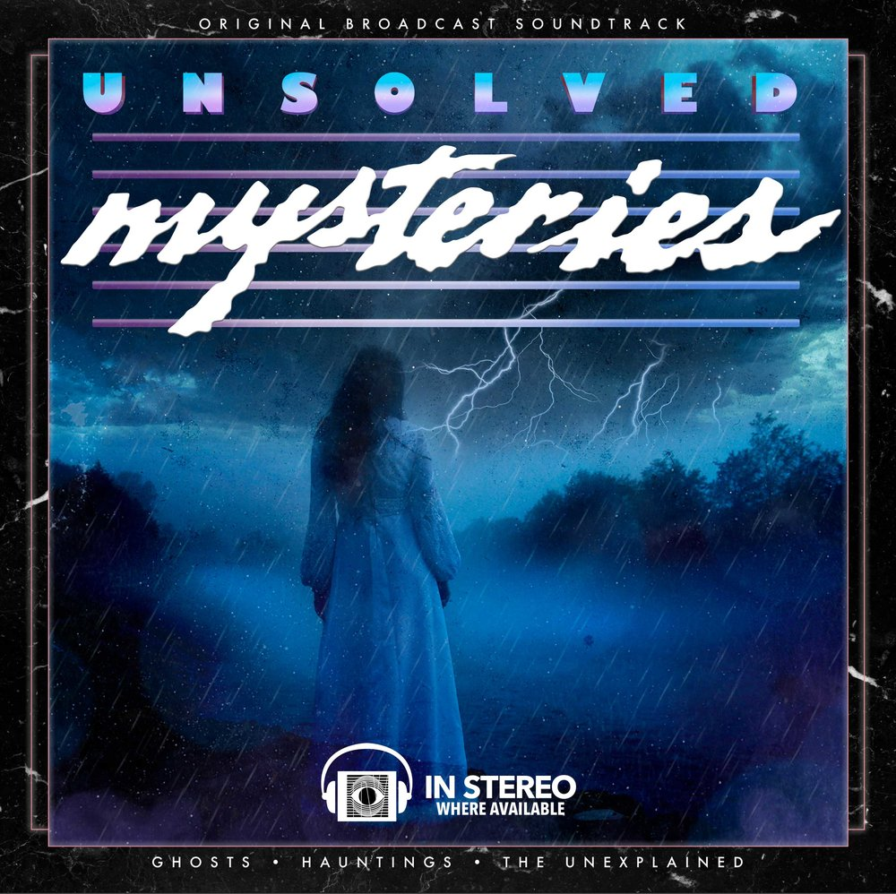 Unsolved Mysteries 3xlp Set Up For Preorder Modern Vinyl
