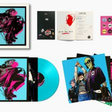 Gorillaz return with 'The Now Now'