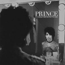 Prince 'Piano & A Microphone' coming this fall