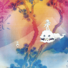 'Kids See Ghosts' now available on vinyl