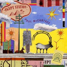 McCartney's 'Egypt Station' up for preorder