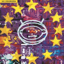 U2's 'Zooropa,' 'Achtung Baby' getting reissued