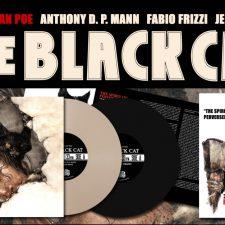 Cadabra Records 'The Black Cat' Available Now