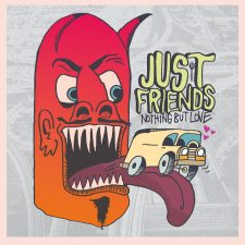 "Just Friends' ""Nothing but Love"" now up for pre-order"