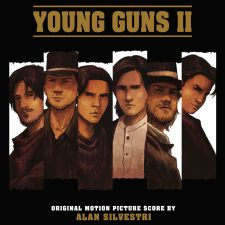 Vinyl Review: Alan Silvestri — Young Guns II