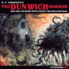 Cadabra Records' 'The Dunwich Horror' on sale now
