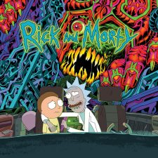'Rick & Morty' soundtrack gets Sub Pop release