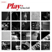 Dave Grohl releasing 'Play' on vinyl